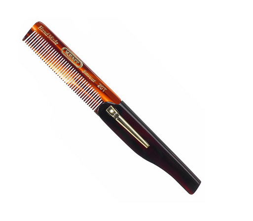 Kent Folding Beard Comb