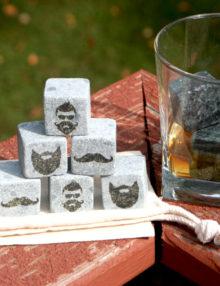 Whiskey Stones Beard and Mustache