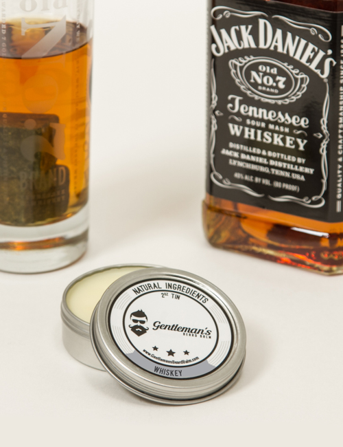 Beard Balm Whiskey