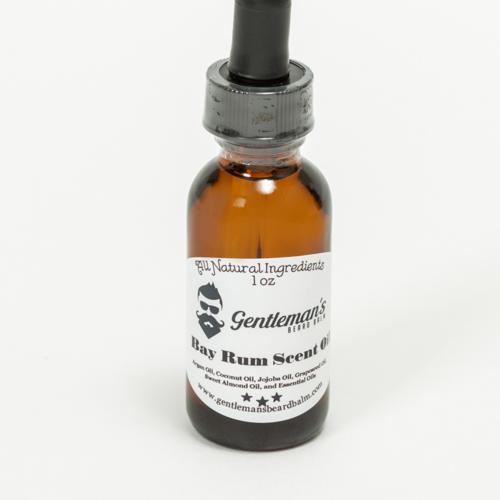 Beard Oil Bay Rum